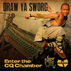 Nite Owl - Draw Ya Sword