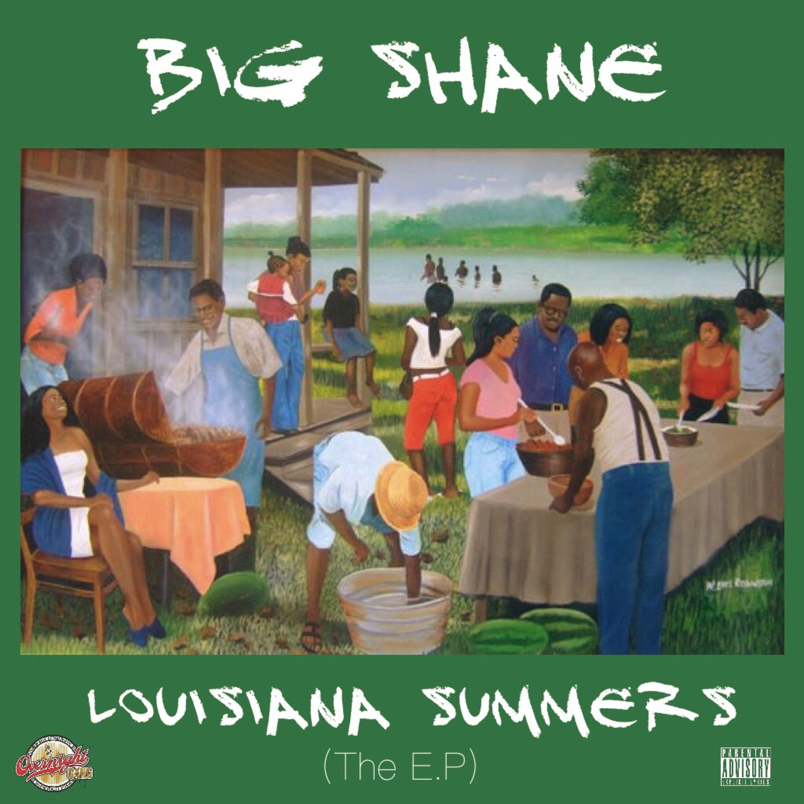 Big Shane - Louisiana Summers EP