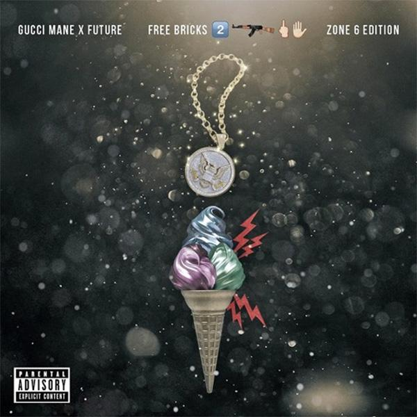 Gucci Mane & Future Free Bricks 2K16 Zone 6 Edition: Mixtape Review