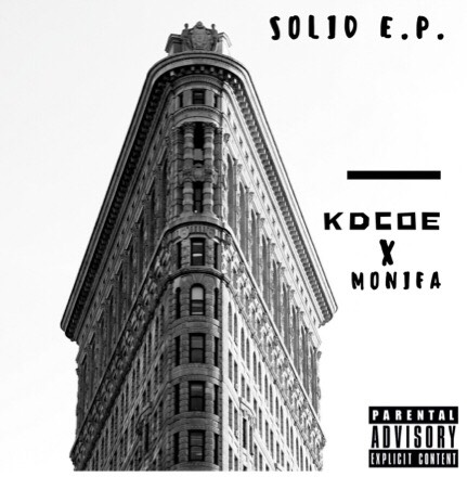 KDCOE & Monifa - Solid E.P.