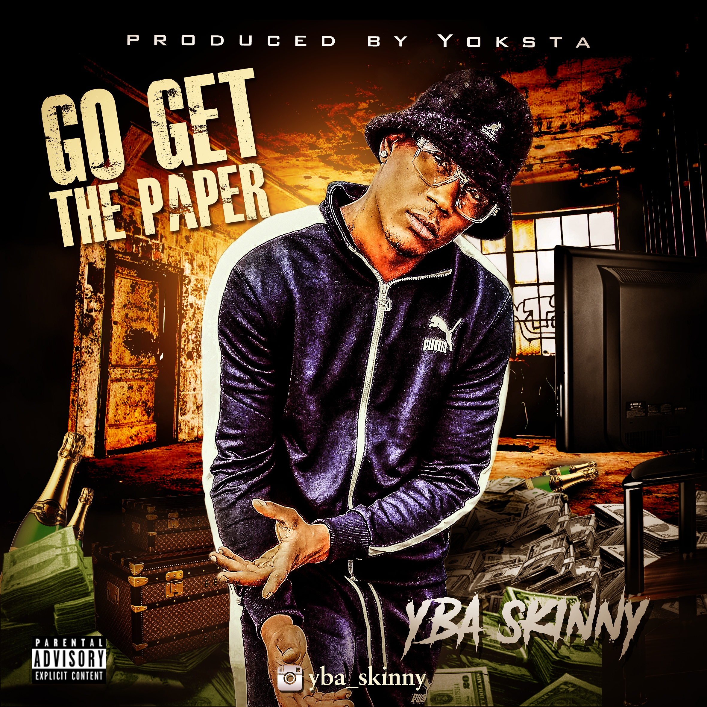 YBA Skinny - Go Get The Paper