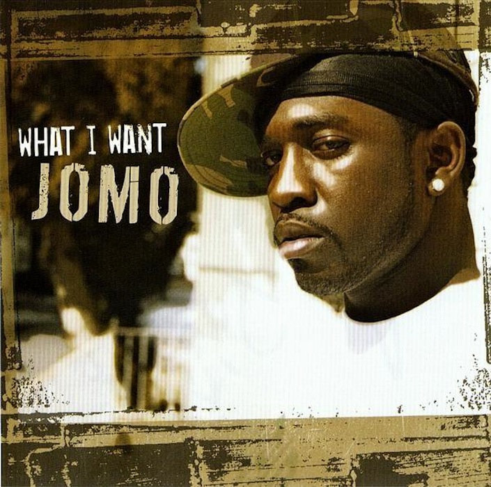 JOMO - What I Want EP