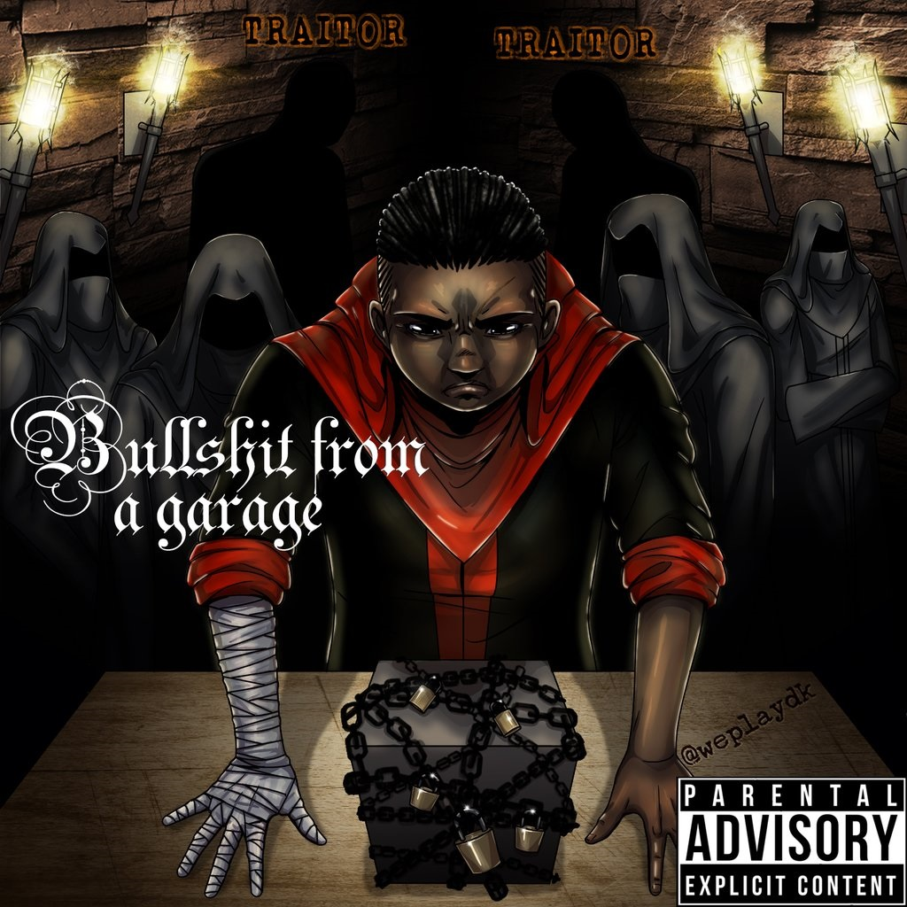 WEPLAYDK - Bullshit From A Garage