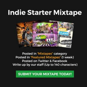 Order The Indie Starter Mixtape Package for $15 on WorldwideMixtapes.com