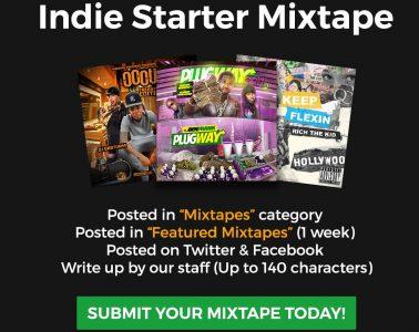 Order The Indie Starter Mixtape Package for $15 on WorldwideMixtapes.com