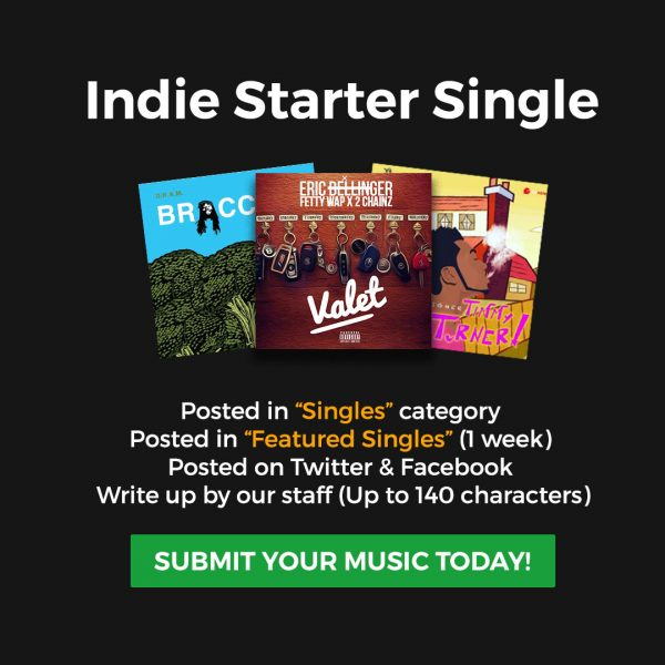 Order The Indie Starter Single Package for $15 on WorldwideMixtapes.com