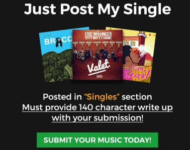 Just Post Your Single for only $5 on WorldwideMixtapes.com
