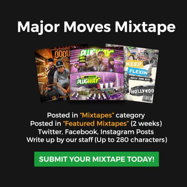 Order The Major Moves Mixtape Package for $25 on WorldwideMixtapes.com