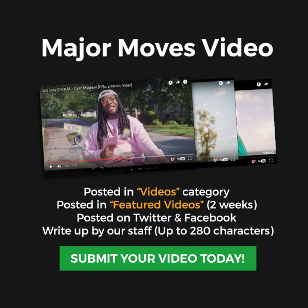 Order The Major Moves Video Package for $25 on WorldwideMixtapes.com