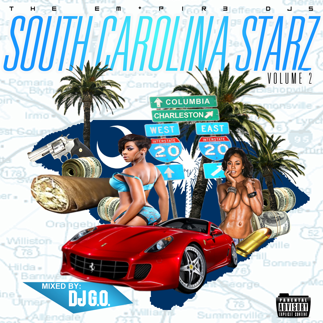 The Empir3 - South Carolina Starz Vol. 2