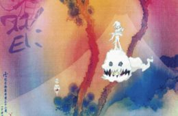 Kid Cudi & Kanye West - Kids See Ghosts