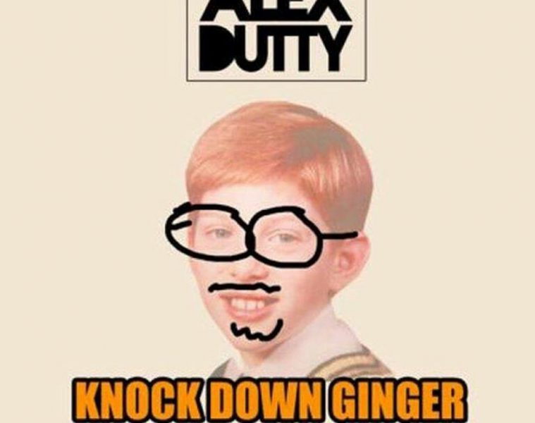 Alex Dutty - Knock Down Ginger